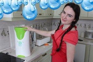 Новый компактный фильтр для воды Bregus® ProTech 9
